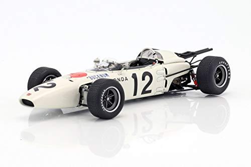 RA272 F1 Grand Prix Mexico 1965 Ronnie Bucknum #12 1/18 Diecast Model Car Autoart 86598
