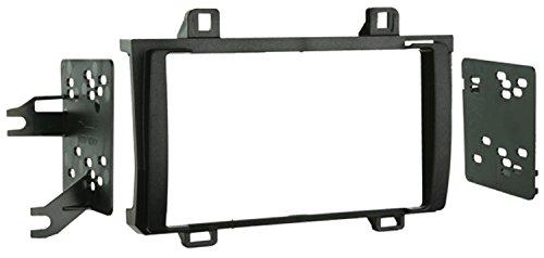 Metra 95-8224 Double DIN Installation Dash Kit for 2009 Toyota Matrix and Pontiac Vibe
