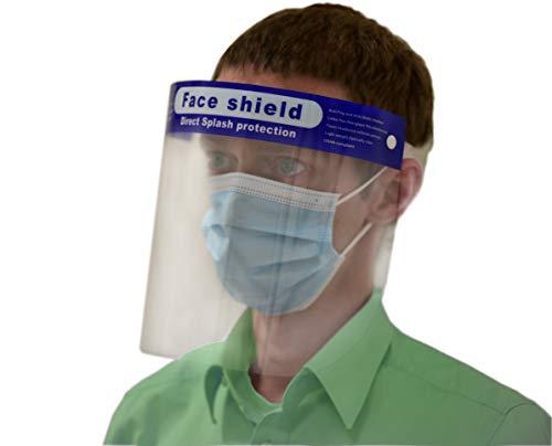 face Shield - Gesichtsschutz 33 x 22 cm
