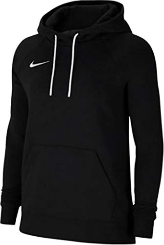 Nike Park 20 Sudadera con Capucha, Mujer, Negro (Black/White/White), M