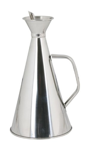 vier ACEITERA ANTIGOTEO INOXIDABLE 750ml, 1 Liter, Metal