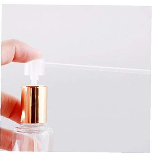 2pcs Perfume De Recarga Herramientas Difusor Embudos Cosméticos Dispensador De La Bomba Portátil Para Botellas De Jabón Loción De Aceite Dispensadores