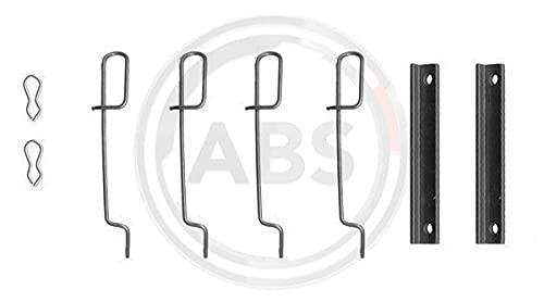 ABS 0992Q Kit de Accesorios, Pastillas de Frenos