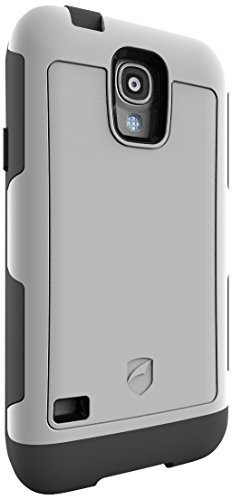 ZAGG InvisibleShield Arsenal Case with IS Extreme Screen Protector for Galaxy S5 - White