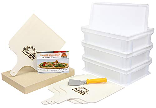 Pimotti Pizzabäcker Set/Brotbäcker Set Premium
