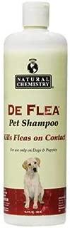 NATXZ DeFlea Ready to Use Flea & Tick Shampoo for Dogs and Puppies 33.8oz