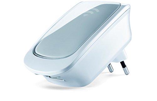 Devolo WiFi Repeater 300 Mbit/s Weiß - Bridges & Repeater (300 Mbit/s, Kabellos, WPA2,WPS,WPS-PBC,WPA, Weiß, 100-250 V, 50-60 Hz)