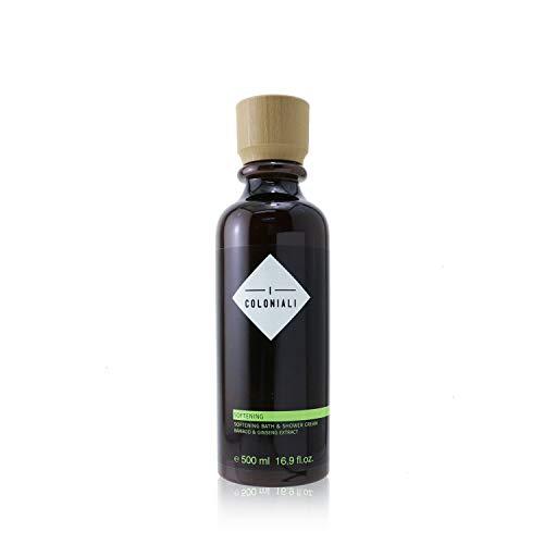 Crema Suavizante Baño Y Ducha, Limpiador de textura voluptuosa, enriquecido con extracto de bambú y ginseng 500ml