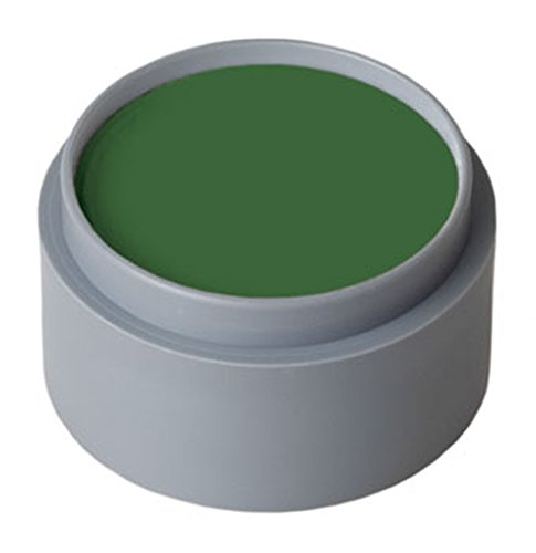 Grimas Water Make Up Theaterschminke 15ml Farbe 403-grasgrün