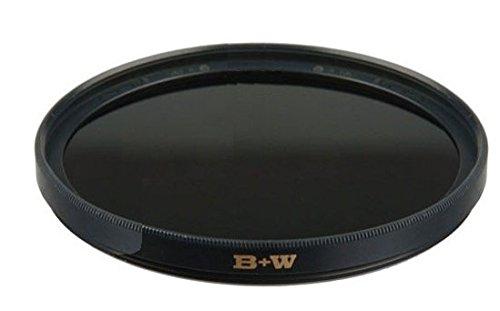 B+W 1070994 - Filtro de Bloqueo UV de 60 mm, Negro