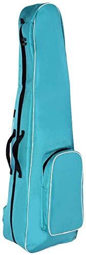 Hao-zhuokun Stoff Fechten Schwert Tasche 1680D Oxford Handtasche Rucksack,Geeignet für Säbel,Degen,Folie,Fechten Ausrüstung,Aufbewahrungstasche für Schützen Erwachsene und Kinder