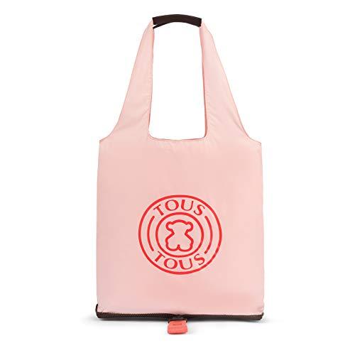 TOUS Shopping plegable Alicya multi-rosa Ref:995810370.