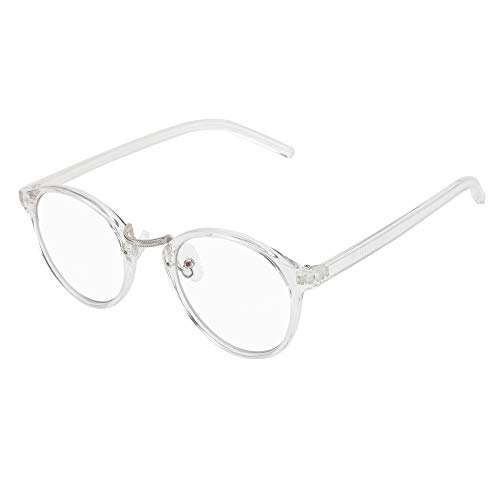 Best Deals! Cyxus Blue Light Blocking Glasses Women Computer Eyewear Man Clear Lens Eyeglasses Retro...