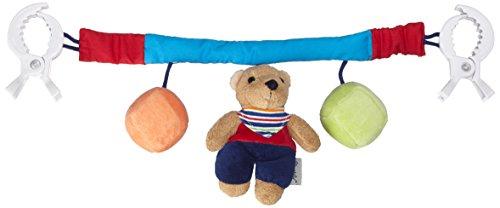 Sterntaler 6621506 - Kinderwagenkette Ben Babyspielzeug