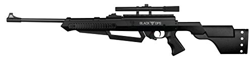 Black Ops Junior Sniper Rifle - Multi-Pump BB/Pellet...