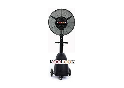 """Ventilador / nebulizador """"BLACK PRO"""" KoolooK para uso profesional"""