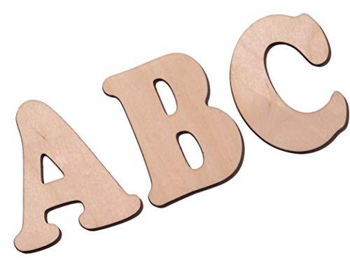 20cm DIY Holzbuchstaben/Buchstabenrohling zum bemalen. Als Wunschname individualisierbar. Buchstaben...