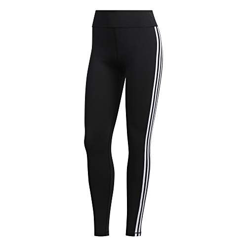 adidas Womens Pulse L Rr 3s T Leggings, Black, S