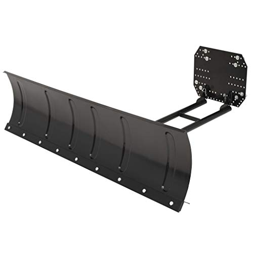 Why Should You Buy vidaXL Snow Plough for ATV 59.1x15 Black