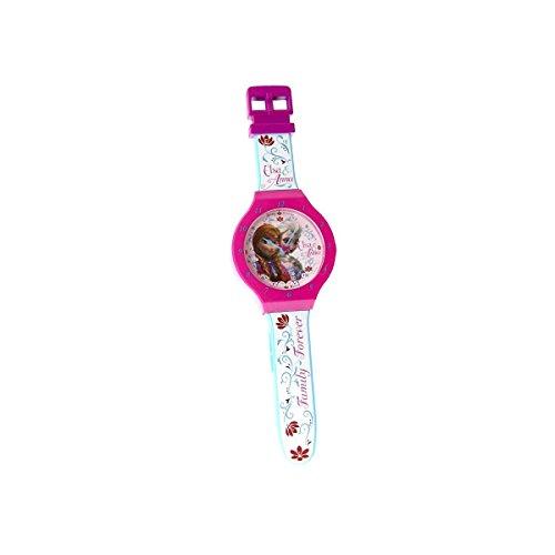 Disney Frozen - Reloj de Pared Grande, 47 cm (Kids WD16081)