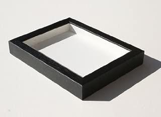 Shadowbox Gallery Wood Frames - Black, 16 x 20