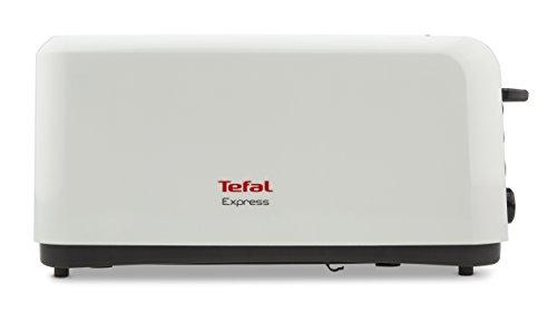 Tefal TL270101 Grille Pain avec 2 Longues Blanc