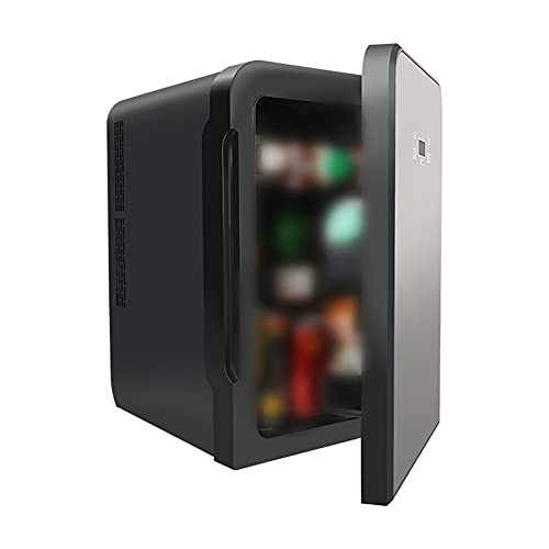 LYRSRX Mini Refrigerator Eco Friendly Car Refrigerator for Office Car 10L Mini Fridge Cooler Warmer Portable Compact Personal Fridge 100% Freon-Free