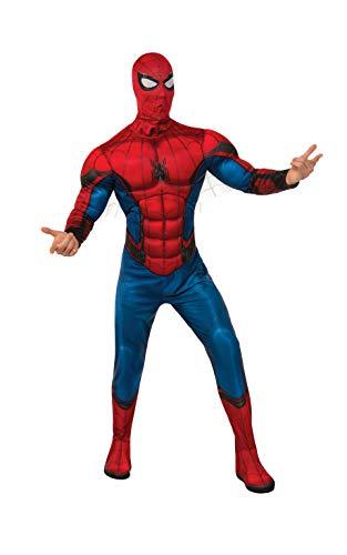 Rubies - Disfraz Oficial de Spiderman de Marvel para Adultos