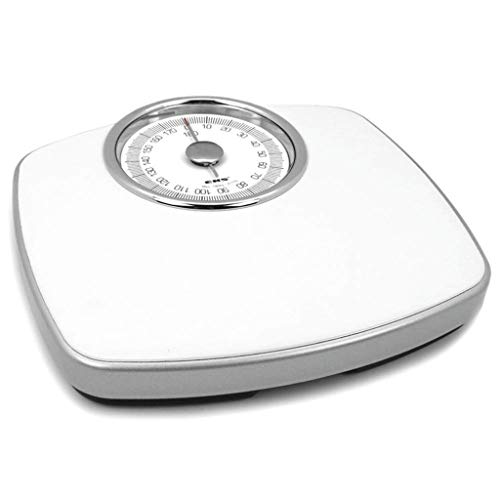 Best Deals! NA Human Scale - Thinner Extra-Large Dial Analog Precision Bathroom Scale, Analog Bath S...