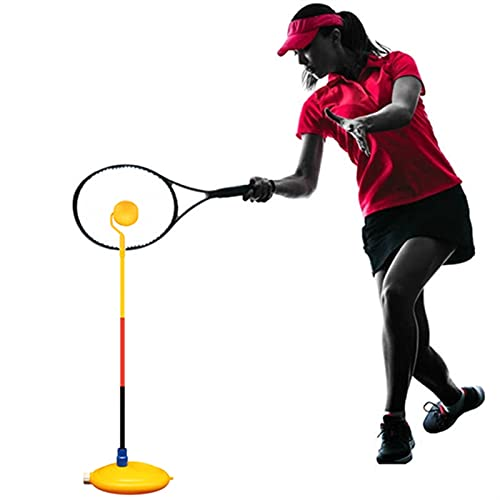 Tennis Trainingsapparatuur, Professionele Topspin Practice Machine Draagbare Bal Training Beginner Apparatuur voor…