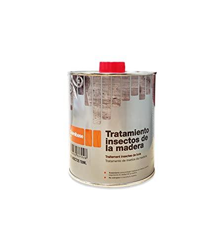 QUIMIBASE - TRATAMIENTO MATACARCOMAS E INSECTOS 750 ML