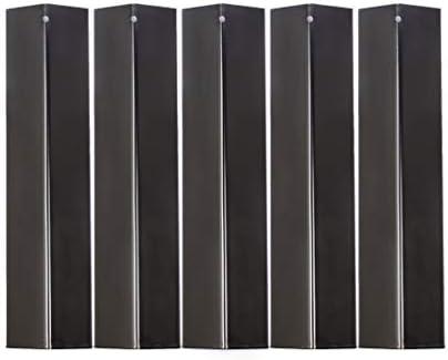 Zljiont 5 Pack Porcelain Steel Grill Heat Plate for Brinkmann 810 7231 W 810 8300 Heat Tent product image