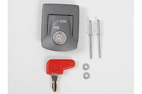 HEPCO & BECKER Kofferdeckelschloß alle Koffer und Topcase, 1 Stück, verschiedene Schlüsselnummern erhältlich.