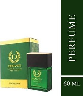 DENVER Eau De perfume- Natural Spray 60ml HAMILTON New