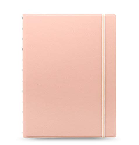 Filofax A4 Classic Pastels Notebook Peach