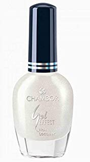 Chambor Gel Effect Nail Lacquer, No.650, 10 ml