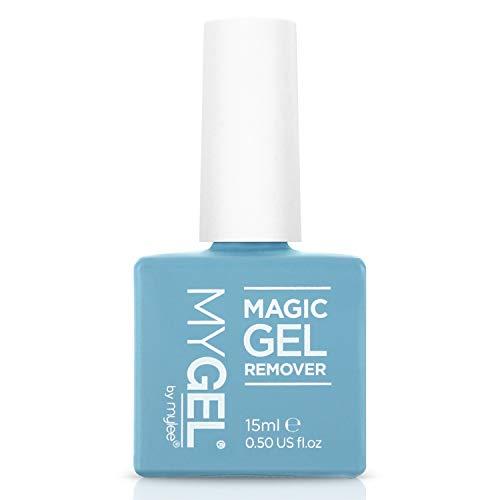 Magic Gel Remover van Mylee - Gel en Acryl Nagellak Remover – Gemakkelijk & Snel Verwijdert Soak-Off Gellak - 15ml