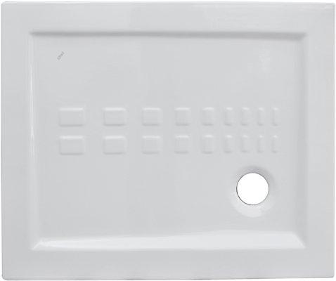 Original Trade–Plato Ducha de cerámica rectangular Althea