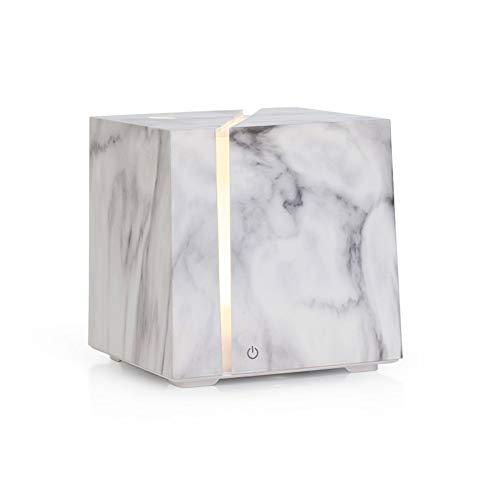 Aroma Diffusor 200ml Diffusor Aromatherapie für ätherische öle,Luftbefeuchter Ultraschall Leise Aroma Diffuser mit 8 Farben LED, mehr als 30ml/h Feuchtigkeitsabgabe für Raum,Büro,Yoga,Spa,usw