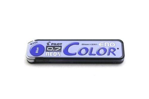 ネオックス カラーイーノ芯 0.7mm ブルー HRF7C-20-L