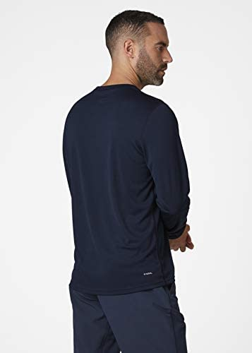 Helly Hansen Herren Hh Tech Crew Lang/ärmliges Sport-t-Shirt