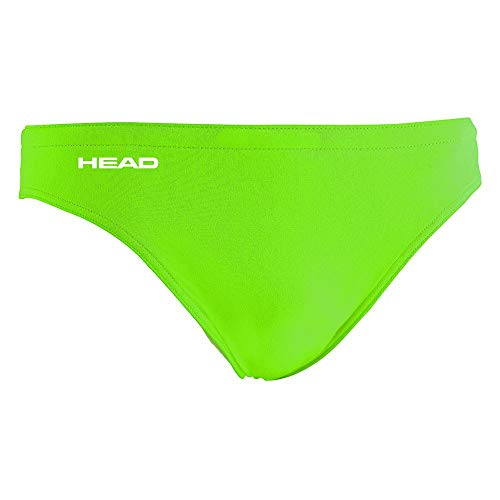 HEAD Jungen SWS Ninja Brief 7 Jr. - Pbt Trainingsanzug, Brasilien (gelb-grün), 40