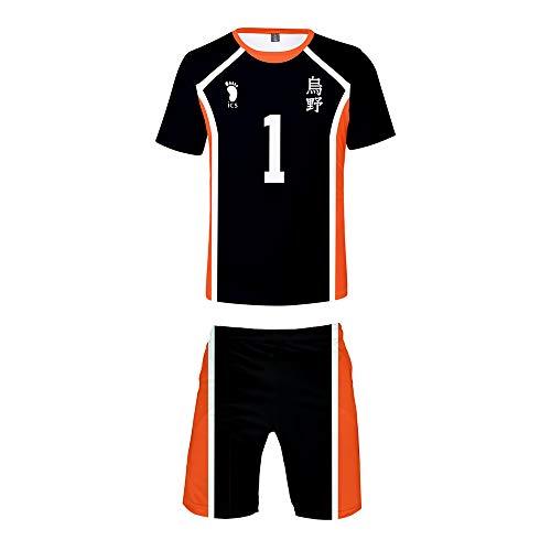 kasonj - Volleyball-Trainingsanzüge für Herren