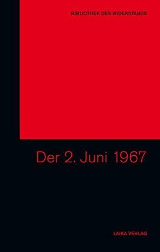 Der 2. Juni 1967: Sender Freies Berlin, Sendungen Juni - Bez. 1967, Aktuelle Kamera: Nachrichten 3. Juni bis 9. Juni 1967 (Bibliothek des Widerstands)
