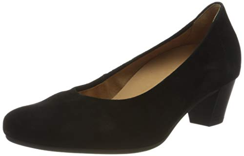 Gabor Shoes Damen Comfort Basic Pumps, Schwarz (Schwarz 47), 41 EU