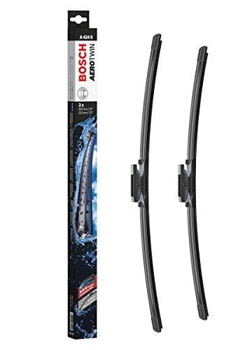 Tergicristalli Bosch Aerotwin A424S, Lunghezza: 600mm/550mm – 1 set per parabrezza (anteriore)