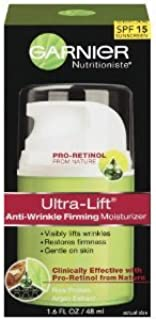 Garnier Nutritioniste Ultra-Lift Anti Wrinkle Firming Moisturizer, 1.6 oz