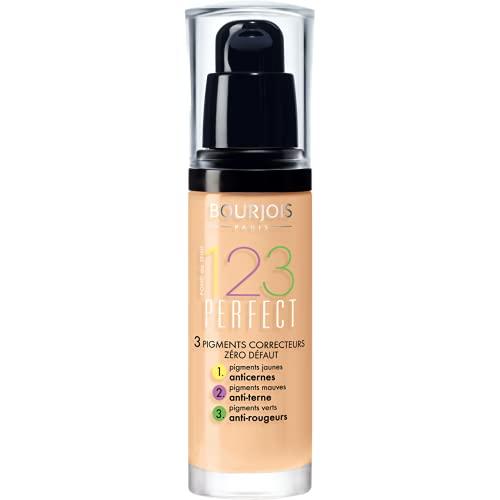 Bourjois 123 Perfect Base de Maquillaje Tono 54 Beige - 30 ml