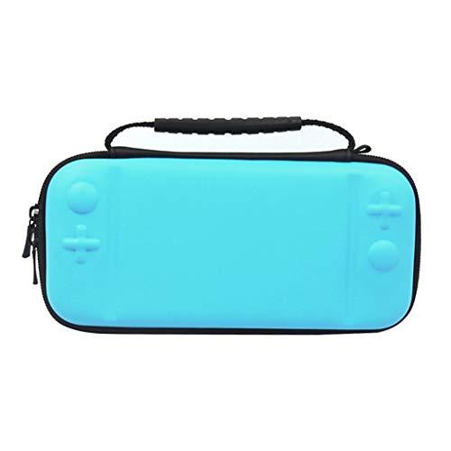 MagiDeal Funda Rígida Funda Protectora Carry Travel Console para Switch Lite - Azul