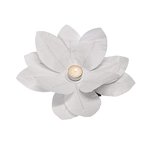EUTOPICA Velas flotantes Piscina Flor de Papel (100 Unidades)